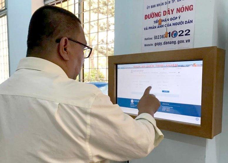 5 bài học kinh nghiệm của Đà Nẵng trong xây dựng Chính phủ điện tử, đô thị thông minh