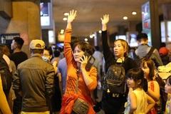 Cao điểm Tết, khách đi máy bay từ Tân Sơn Nhất buộc phải nhớ