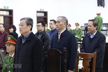 AVG case: Former minister Son files appeal against life sentence