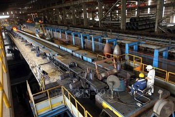 VN steel sector faces troubles in 2019