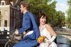 Gái ế được 'phát chồng' khi du lịch đến Amsterdam