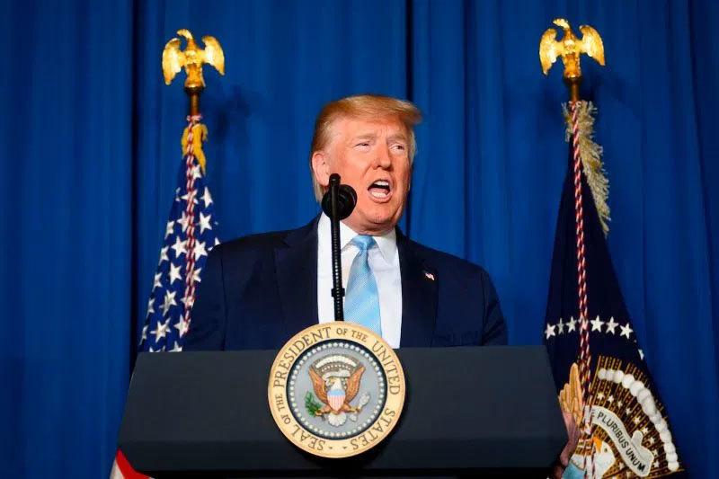 Mỹ,Iran,Tình hình Mỹ Iran,Donald Trump,tướng Soleimani