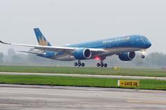 Ngày 25/9, mở chuyến bay thường lệ quốc tế đầu tiên về Việt Nam
