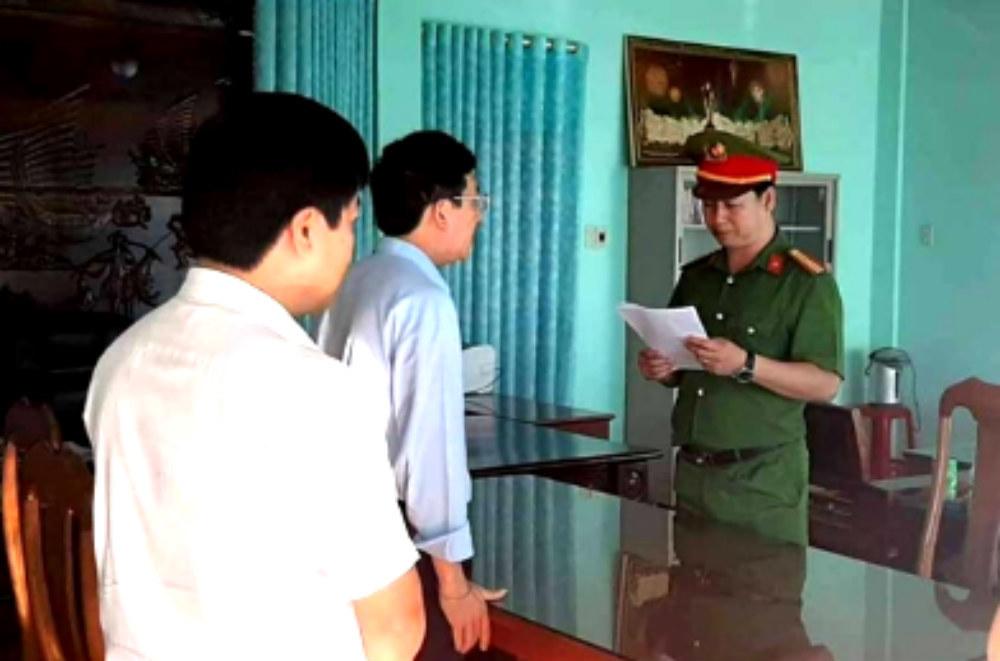 Chủ tịch huyện ở Gia Lai bị bắt vì tham ô tiền xây nghĩa trang liệt sĩ