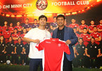 Cong Phuong officially presented by HCM City FC