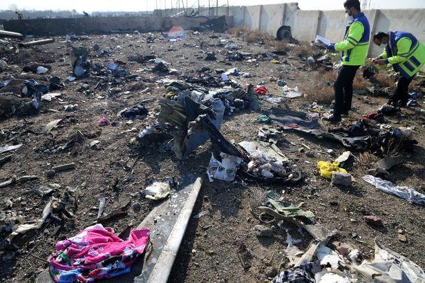 Xác định quốc tịch của tất cả 176 nạn nhân vụ rơi máy bay tại Iran