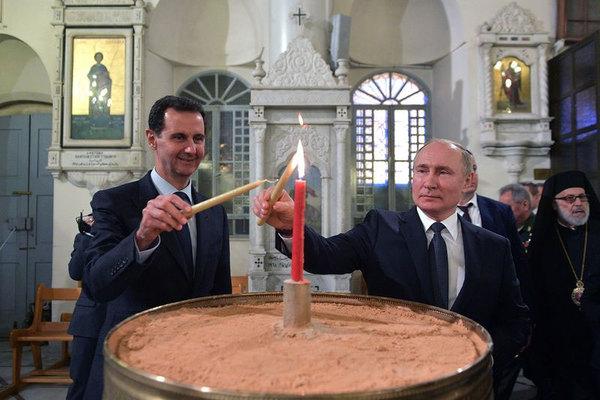Vì sao Putin bất ngờ thăm Syria và Thổ Nhĩ Kỳ?