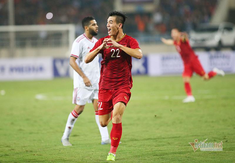 Tiến Linh muốn tái hiện siêu phẩm vào lưới U23 UAE