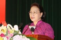 Chủ tịch QH: Kiểm toán NN tăng cường thanh tra, giám sát hoạt động công vụ
