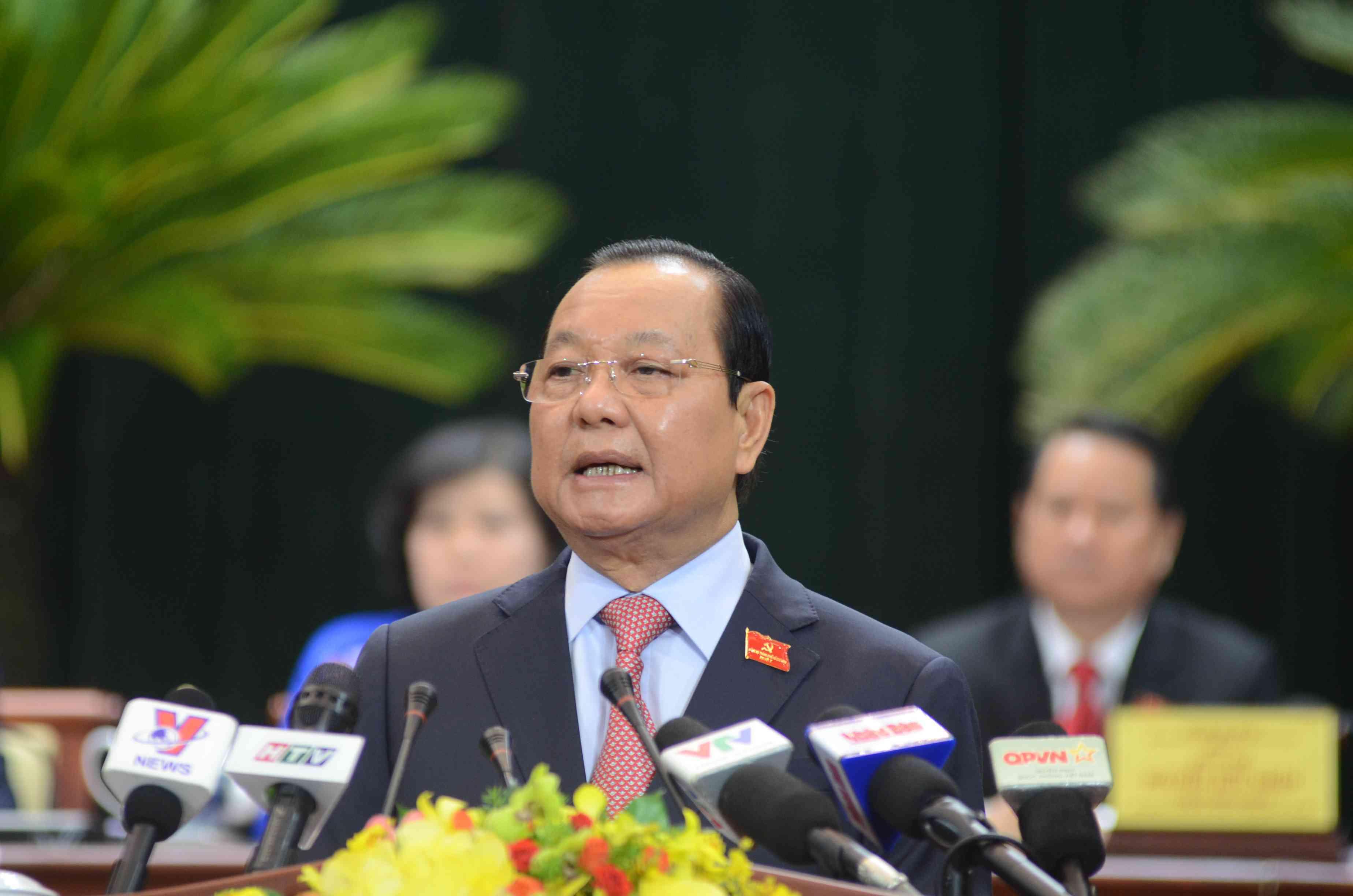 Thủ Thiêm,Lê Thanh Hải,kỷ luật cán bộ,Nguyễn Thiện Nhân,quy hoạch thủ thiêm