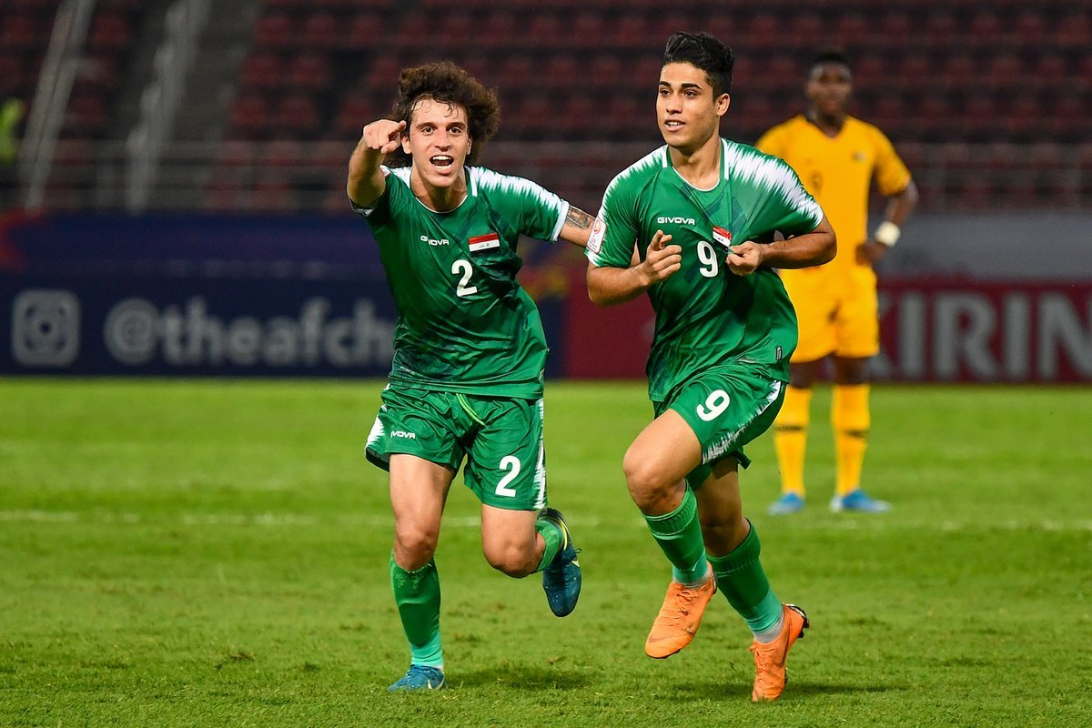 U23 Bahrain vs U23 Iraq