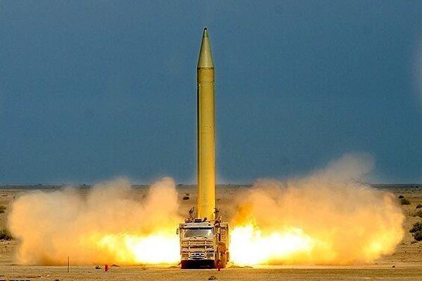 Lộ diện các tên lửa uy lực Iran dùng để tấn công Mỹ