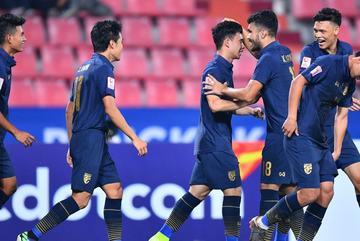 Vùi dập Bahrain, U23 Thái Lan khởi đầu như mơ ở U23 châu Á