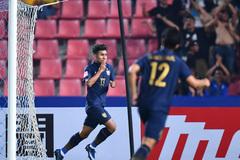 """U23 Thái Lan ra quân đại thắng, màn """"lột xác"""" sững sờ"""