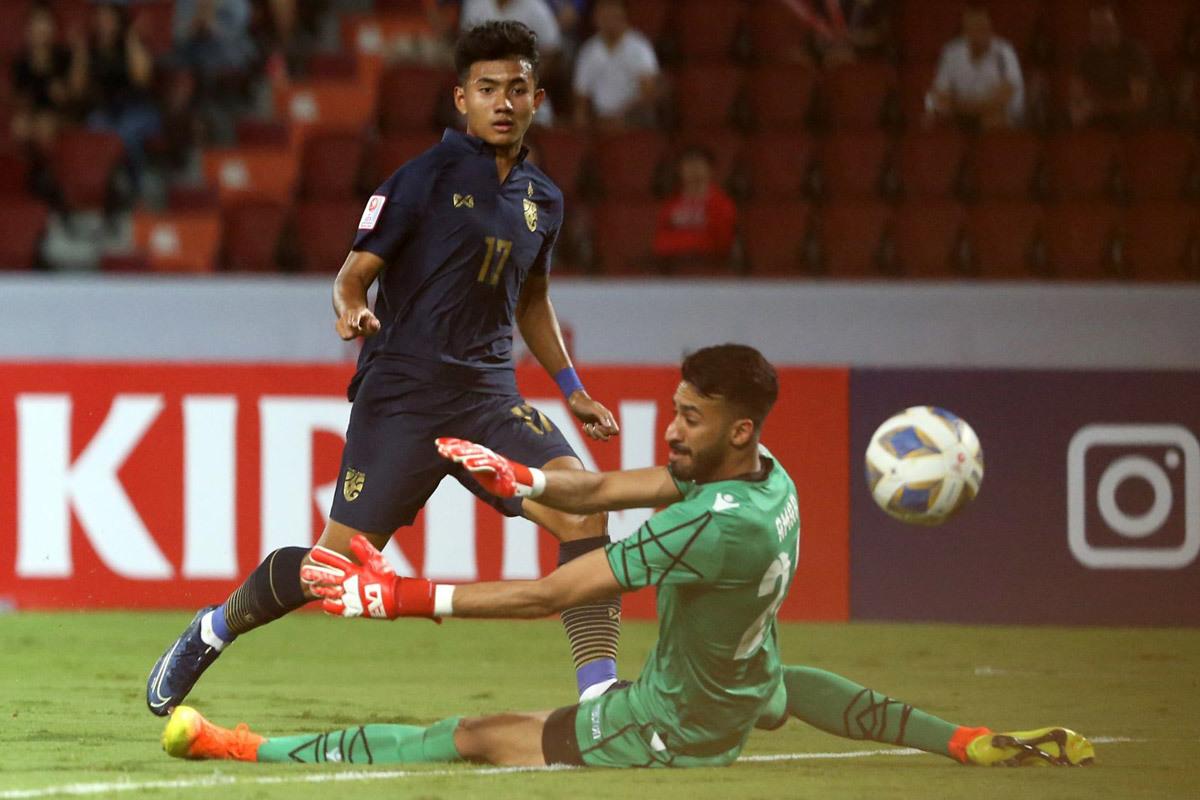 Báo Thái: 'U23 Thái Lan chiến thắng như một vị thần'