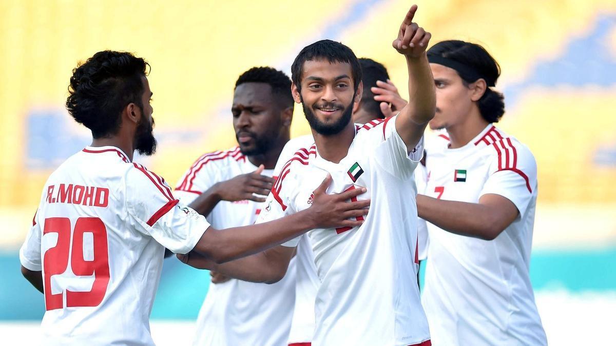 Vũ khí U23 UAE: 'Tiểu Neymar' đấu U23 Việt Nam
