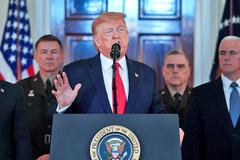 """Ông Trump mong không phải dùng """"tên lửa lớn"""" với Iran"""