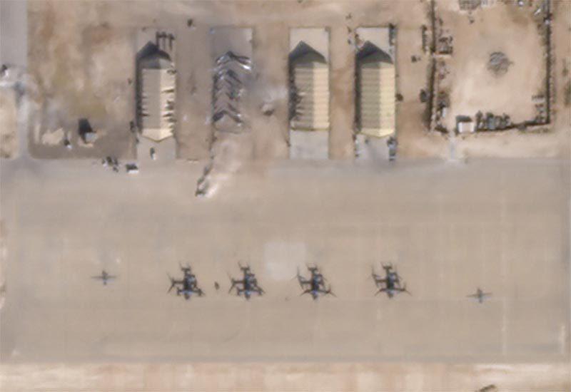 Hình ảnh hé lộ tổn thất thực sự của căn cứ Mỹ trúng tên lửa Iran