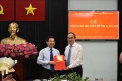 Nguyên viện trưởng Viện Kiểm sát làm Trưởng ban Nội chính Thành ủy TPHCM