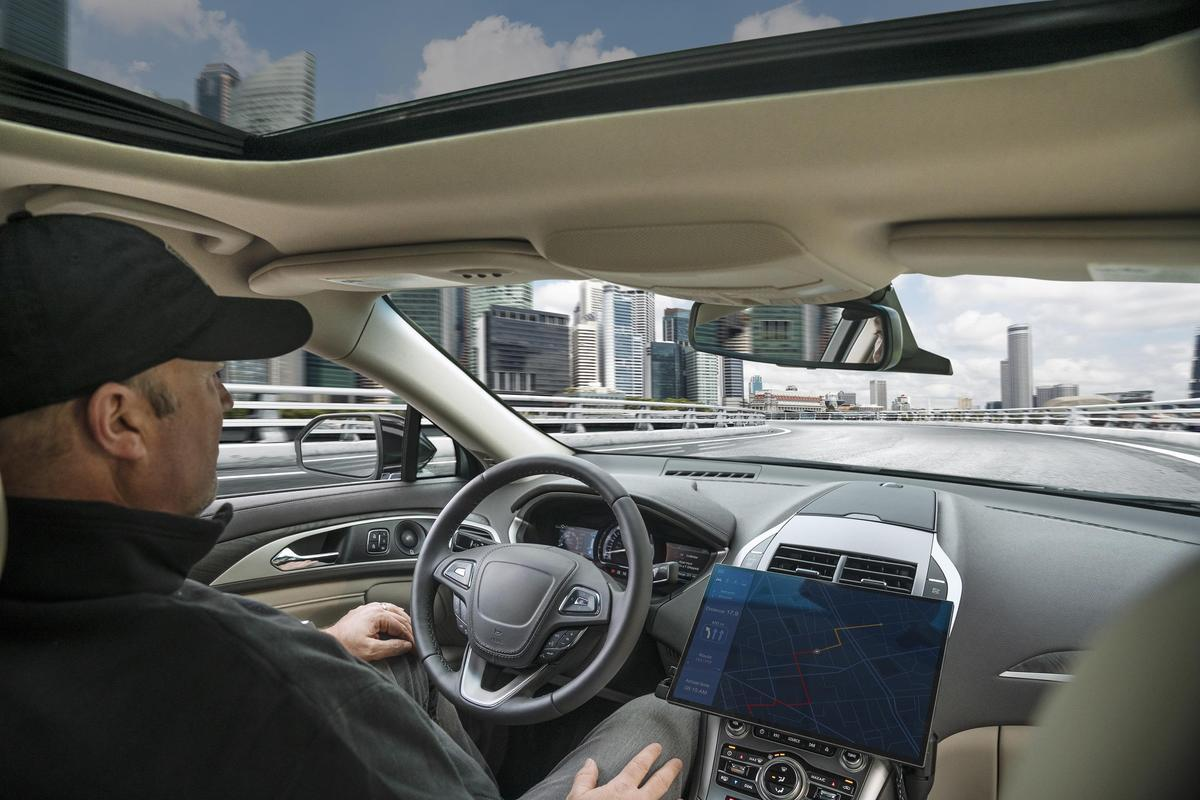 Qualcomm công bố nền tảng chíp mới dành cho xe tự lái tại CES 2020