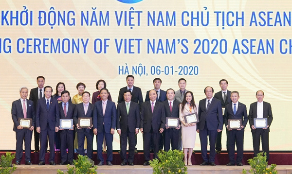VNPT đóng góp 10 tỉ đồng hành cùng năm Chủ tịch ASEAN 2020 của Việt Nam