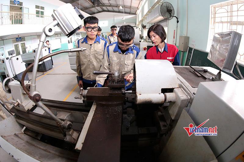 Bắc Giang: 71,4% lao động chuyển đổi nghề sau các khóa đào tạo