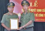 Thiếu tướng Đỗ Văn Hoành làm Chánh VP Cơ quan CSĐT thay Trung tướng Trần Văn Vệ