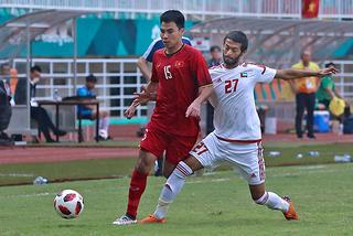 """Vũ khí U23 UAE: """"Tiểu Neymar"""" đấu U23 Việt Nam"""