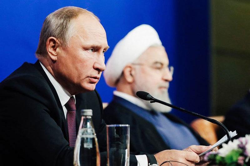 Chiến thắng của Putin ở Trung Đông