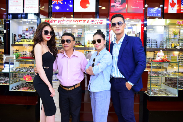 Việt Long Luxury - địa chỉ mua mắt kính chính hãng