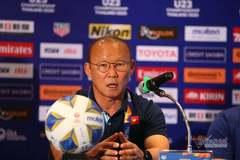 """HLV Park Hang Seo: """"U23 Việt Nam chơi tấn công để thắng Triều Tiên"""""""