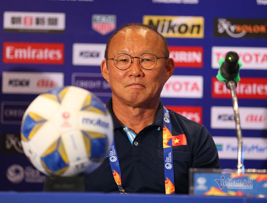 HLV Park Hang Seo: 'U23 Việt Nam thắng UAE, vượt qua vòng bảng'
