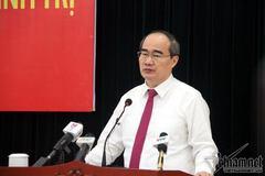 Bí thư Thành ủy TP.HCM lên tiếng sau thông báo kết luận của UB Kiểm tra TƯ