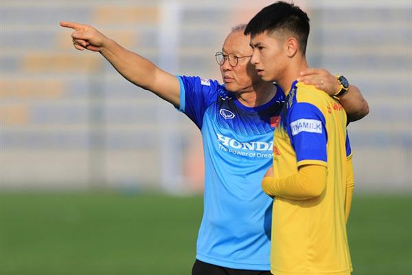 Vietnam aren't afraid of UAE: midfielder Hung