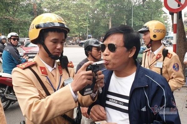 tai nạn giao thông,luật Phòng chống tác hại của rượu bia