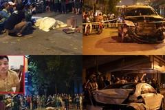 """Nhiều vụ """"ma men"""" lái xe gây tai nạn chết người ở HN năm 2019"""