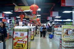 MM Super Market Thanh Xuân - điểm mua sắm mới của người dân Hà Nội