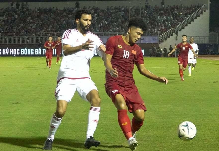 Trực tiếp U23 Việt Nam vs U23 UAE: Vạn sự khởi đầu nan