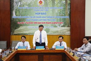 120 năm thành lập tỉnh, Trà Vinh cấp chủ trương đầu tư 2 nhà máy điện gió nghìn tỷ