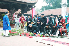 Traditional customs for Tet in Old Quarter
