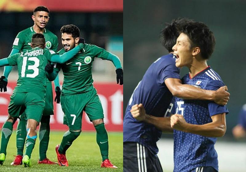 Link xem U23 Nhật Bản vs U23 Saudi Arabia, 20h15 ngày 9/1