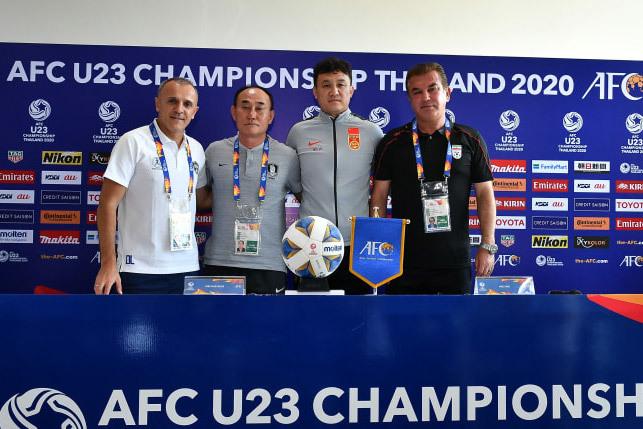 U23 Trung Quốc,U23 Hàn Quốc,U23 Hàn Quốc vs U23 Trung Quốc