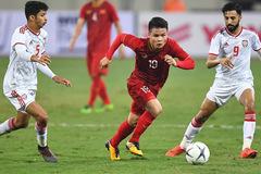 U23 Việt Nam đấu U23 UAE: Cháy cho giấc mơ Olympic