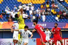 U23 Uzbekistan chia điểm U23 Iran sau màn rượt đuổi