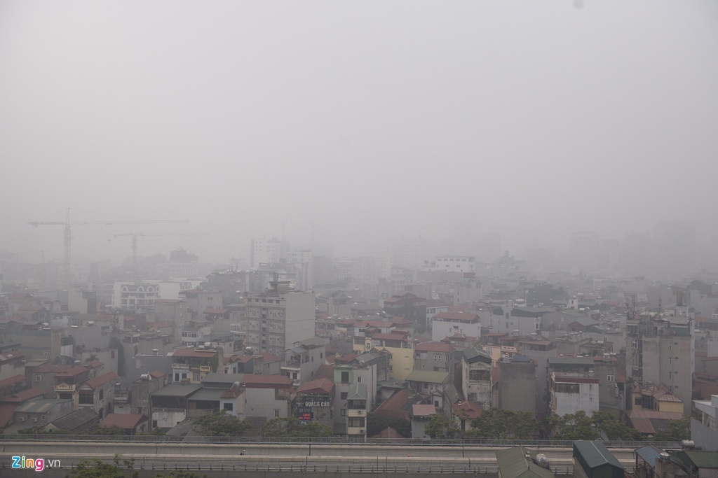 Hanoi alone won't be able to mitigate air pollution