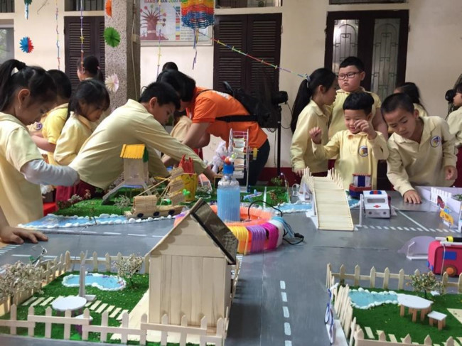 STEM education to be applied in Vietnam's schools