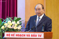 Thủ tướng gợi ý thay đổi tên của Bộ Kế hoạch và Đầu tư