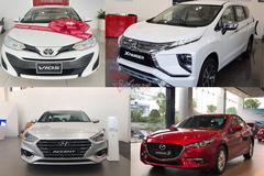 10 xe bán chạy năm 2019: Mitsubishi Xpander đánh bại Toyota Innova