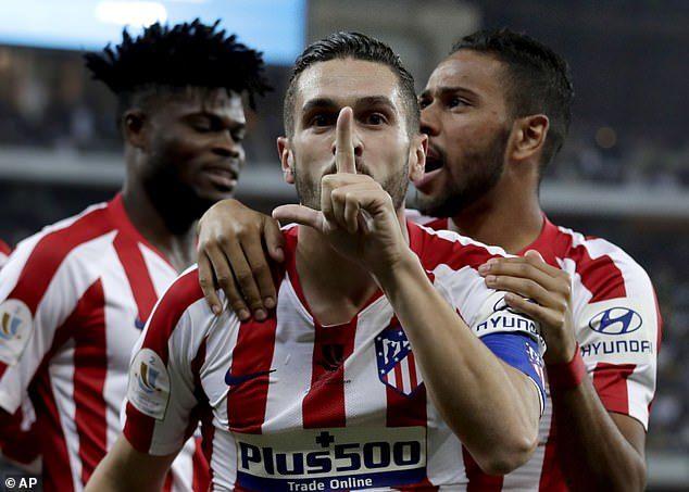 Ngược dòng hạ Barca, Atletico đấu Real ở chung kết