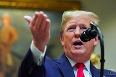 Hạ viện ra tay ngăn ông Trump tự ý phát động chiến tranh với Iran